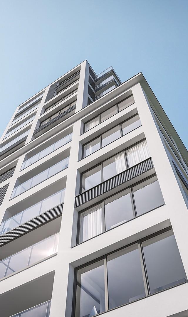 Valora Residentie Vertical View